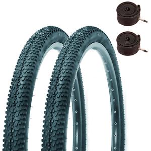 """(Pair of) 29"""" KENDA K1153 Cross Country Bike Tyres & Kenda Tubes 29 x 2.1"""