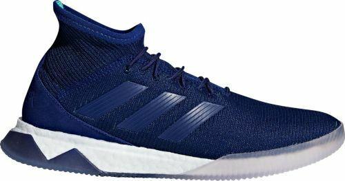 NIB adidas Men's Predator Tango 18.1 TR Soccer Trainers bluee White 10.5 (CP9270)