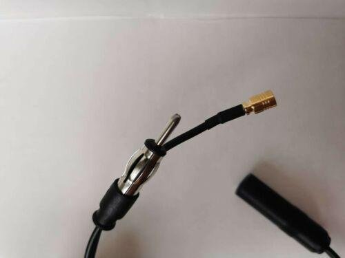 DAB Antenne FM Universal Splitter DAB Autoradio DAB Adapter Radioantenne SMB