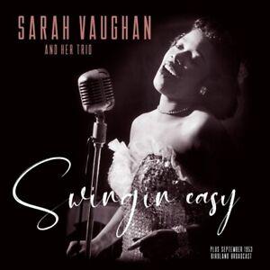 SARAH-AND-TRIO-VAUGHAN-SWINGIN-039-EASY-BIRDLAND-VINYL-LP-NEU
