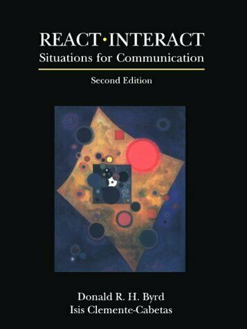 React Interact  Situations for Communication