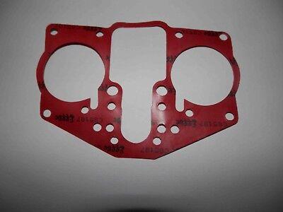 PORSCHE 912 SOLEX 40 PII-4 EFFBE RUBBER TOP COVER GASKET