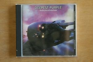 Deep Purple  ‎– Deepest Purple: The Very Best Of Deep Purple   (Box C610)