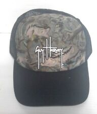New Navitas Apparel MFG Snapback Camo Cap Carp Fishing One Size