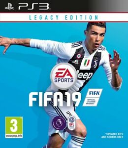 Fifa 19 PS3 Spiel Legacy Edition Playstation 3 Fussball *NEU OVP*