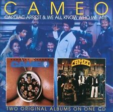 Cardiac Arrest/We All Know Who We Are by Cameo (CD, Jun-2010, SuperBird)