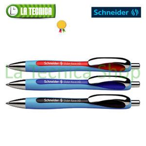 schneider slider rave xb  SCHNEIDER Slider Rave XB penna a sfera viscoglide ultrascorrevole ...