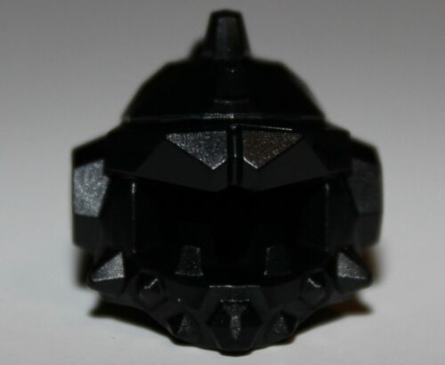 Lego Minifig Headgear Helmet Spiked with Side Holes NEW