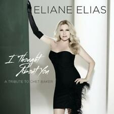 I Thought About You (A Tribute to Chet Baker) Eliane Elias | CD NUOVO!