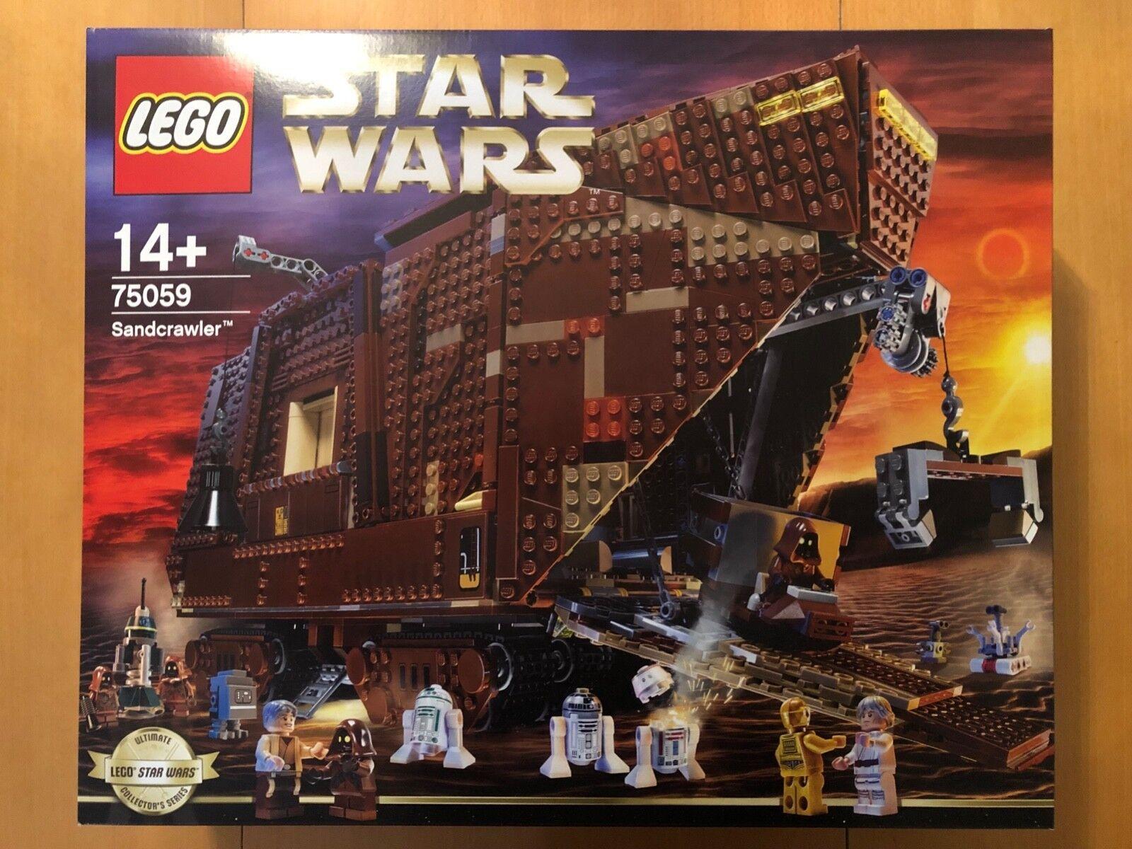 LEGO Star Wars Sandcrawler (75059) - UCS - Neuf, Scellés intacts