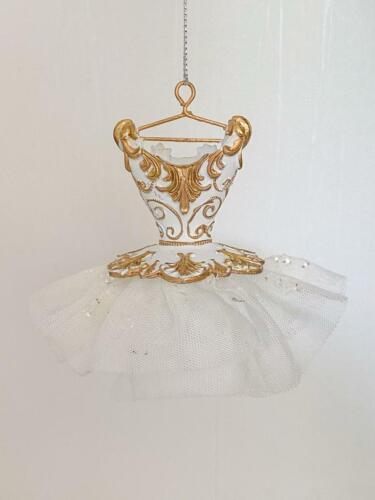 ♥ EXNER ♥ Traum Balett Tutu Ballerina Baumschmuck Weihnachten Deko Figur