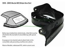 Brand New MAZDA MIATA 89-05 Rain Rail