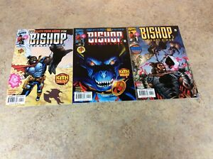 BISHOP-THE-LAST-X-MAN-4-5-6-LOT-OF-3-COMIC-NM-2000-MARVEL