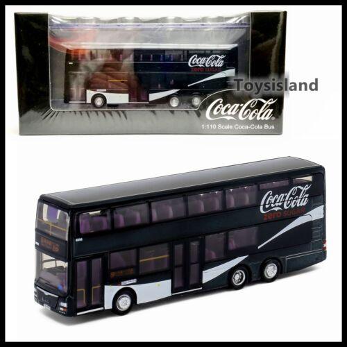 Hong Kong City Die-Cast voiture Island Resort Tiny A95 Coca-Cola Bus 1//110 8P