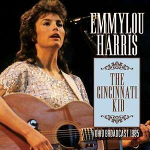 Emmylou-Harris-The-Cincinnati-Kid-NEW-CD