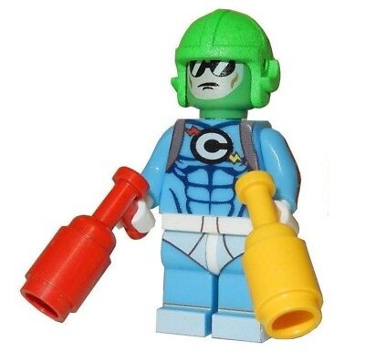 CONDIMENT MAN DC COMICS MINIFIGURE FIGURE USA SELLER NEW IN PACKAGE