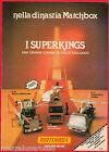Pubblicità Advertising 1982 MATCHBOX I Superkings (3)