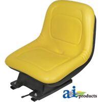 Am131801 Seat W/ Suspension For John Deere Riding Mower Gt225 Gt235 Gt235e Gt245