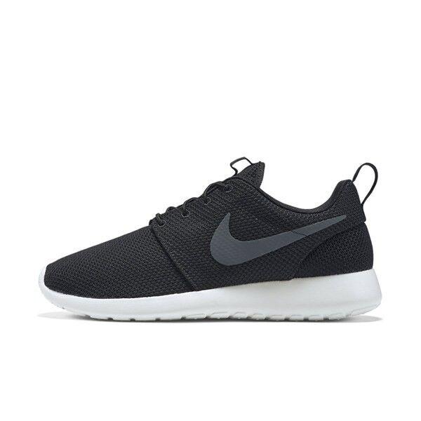 Nike Men's Roshe One NEW AUTHENTIC Black Anthracite 511881-010