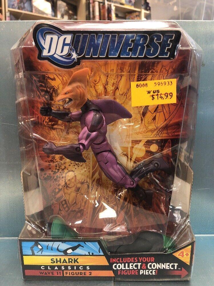 Dc comics universum klassiker baf kilowog welle 11 hai mattel moc