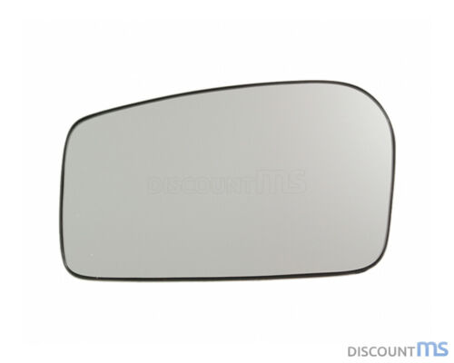 Vidrio pulido izquierda cromado plana para Fiat Ulysse 220 94-02