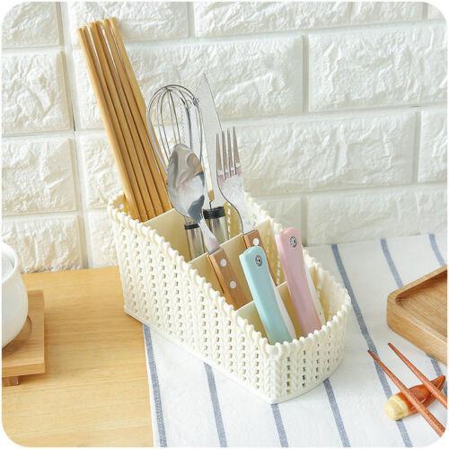 Plastic Storage Basket Box Bin Container Organizer Clothe Laundry Home Holder JD