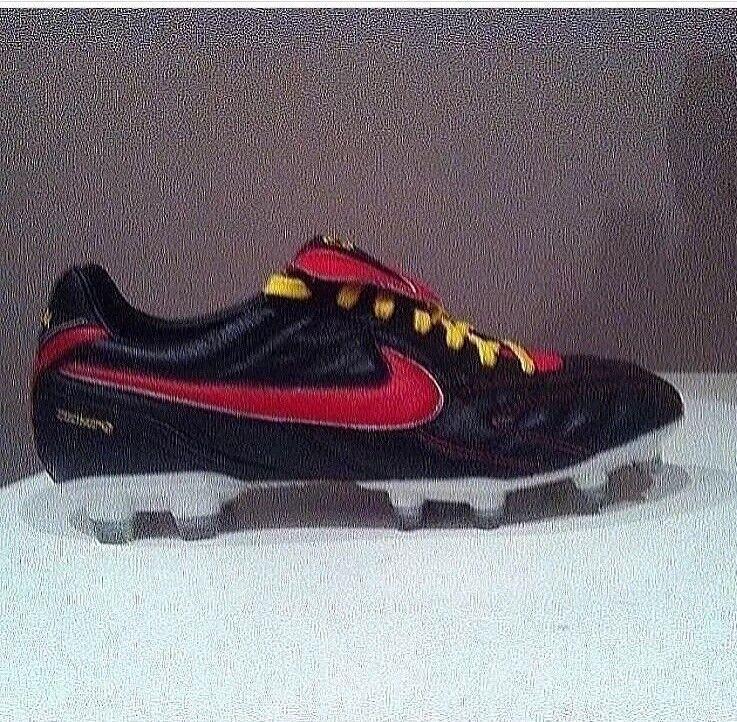 botas De Fútbol Nike Tiempo FG ID 5 Nuevo