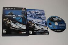 Spy Hunter 2 Sony Playstation 2 PS2 Video Game Complete