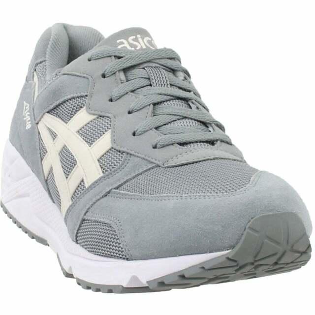 ASICS Mens Gel-lique Grey Running Shoes