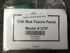 NCE 207 UTP Cab Bus Fascia Panel DCC 524-207 LOW SHIPPING!!    MODELRRSUPPLY-com