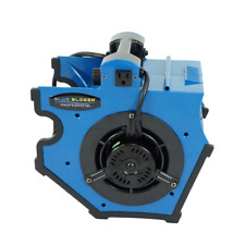 Blower Fan Built In Carry Handle Compact Portable Rust Resistant Plastic Indoor