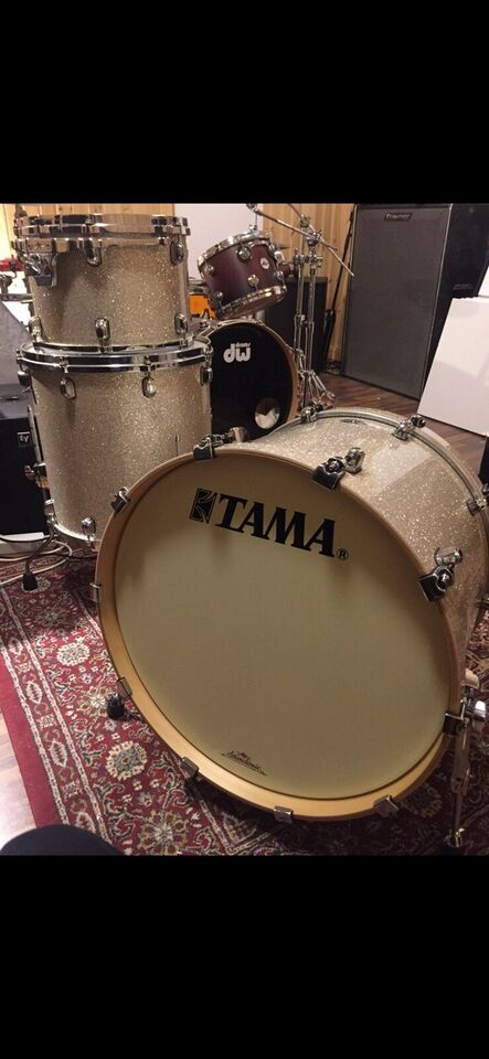 Trommesæt, Tama Starclassic all maple