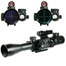 simmons red dot scope. 3-9x40 illuminated tactical rifle scope with red laser \u0026 holographic dot sight simmons