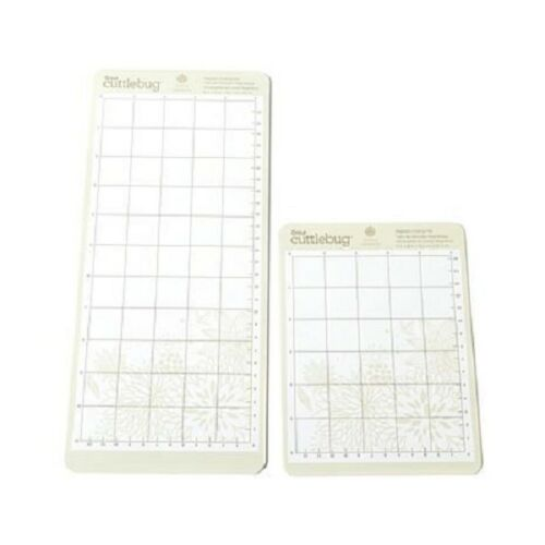"""Cricut Cuttlebug Anna Griffin 6/"""" X 13/"""" Magnetic Mat AND 6/"""" X 8/"""" Magnetic Mat NEW"""