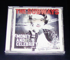 THE SUBWAYS MONEY AND CELEBRITY INKLUSIVE BONUS TITEL  CD NEU & OVP