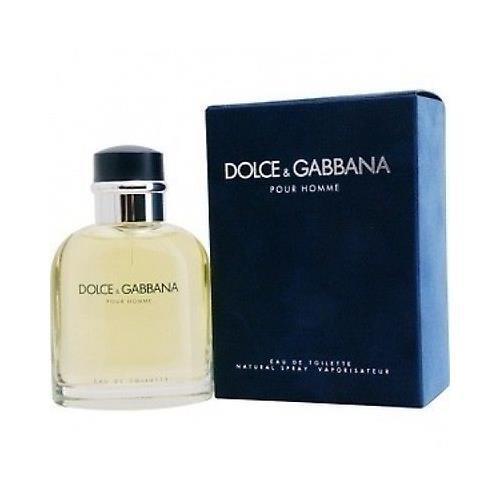DOLCE & GABBANA 4.2 Oz. Pour Homme
