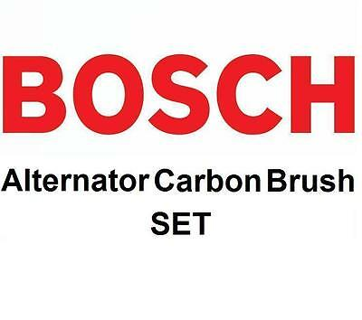 BOSCH Alternator Carbon Brush SET 1127014028
