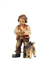 Boy-with-spitz-statue-wood-carving-for-Nativity-set-mod-912
