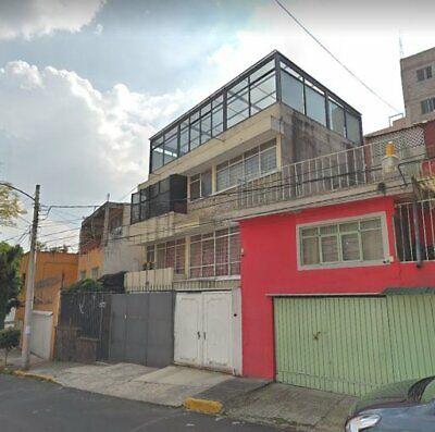 AMPLIA CASA REMATE BANCARIO EN ALVARO OBREGON COVE