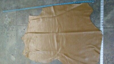 Italian Top quality Cow hide leather Hide Smooth Fuschia 5 Sq.Ft  3 oz