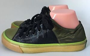 75b2b1fe808333 PF Flyers Bob Cousy All American Green Label Sneakers Shoes Womens ...