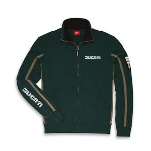 Ducati-Oim-Isle-Of-Man-Sweatjacket-Pull-Sweat-Vintage-Retro-Neuf-2018