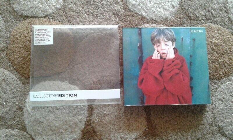 Placebo Collectors edition cd/DVD for sale