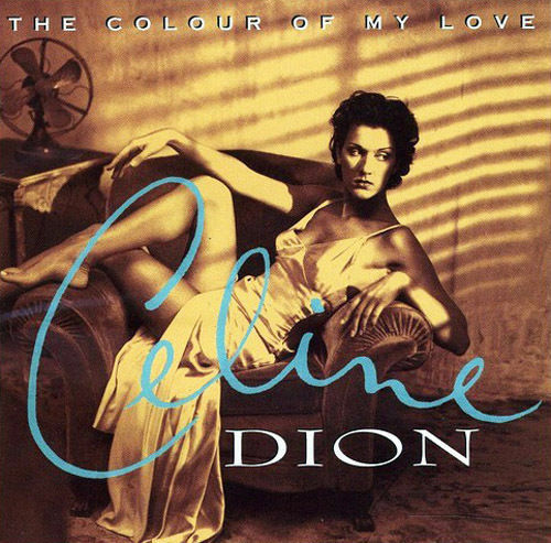 CELINE DION The Colour Of My Love CD BRAND NEW