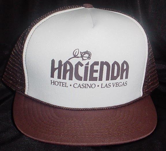 Hacienda Hotel Las by Vegas casino hat NEW baseball cap by Las MOHR'S 1daa51