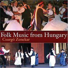 Csurgó Zenekar - Folk Music from Hungary [New CD] With Book