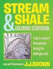 Stream and Shale Coloring Storybook by J J Brown (Paperback / softback, 2013)