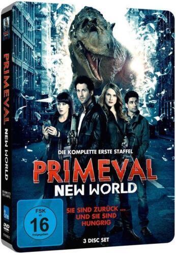 1 von 1 - Primeval - New World: Sie sind zurück - Staffel 1 (2013) - neu /OVP -