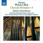 Helmut Walcha: Chorale Preludes, Vol. 4 (CD, Aug-2013, Naxos (Distributor))