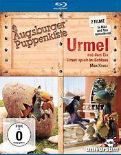 AUGSBURGER PUPPENKISTE - URMEL AUS DEM EIS   BLU-RAY NEU
